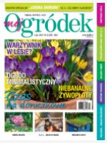 """Lutowy numer """"Mojego Ogródka"""" wsprzedaży od18 stycznia"""